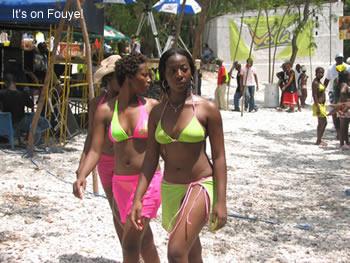 caribbean beach party