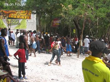 haiti beach photo
