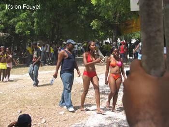 haiti beach picture