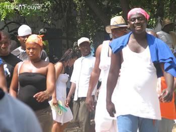 beach club in haiti