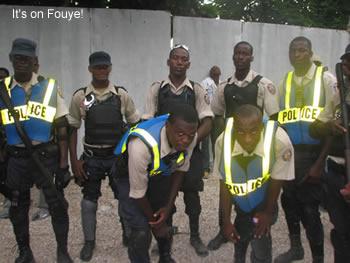 Police Nationale D'Haiti