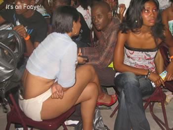 Sexy haitian girls
