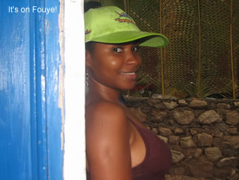 Now, that's a beautiful Haitian smile