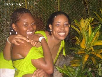 Hot Haitian girls