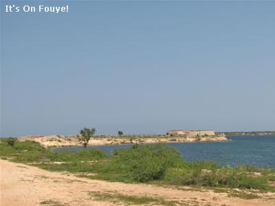 Autour de la baie de Fort Liberte