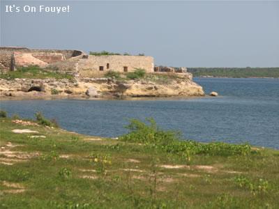 Fort Liberte Bay harbor