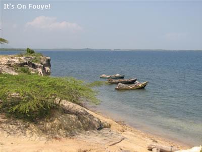 fisn boatsFort Liberte Bay