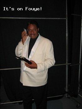 Raynald Delerme @ the Haitian Entertainment Awards
