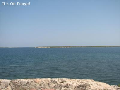 Fort Liberte Bay, Haiti
