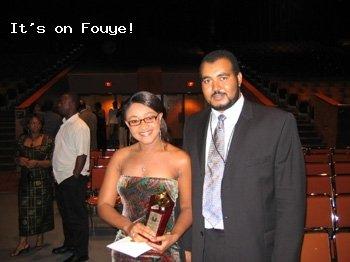 Nice Simon, Woodring Saint Preux - Haitian Entertainment Awards