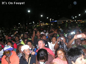 Rockfam at Miami Festival