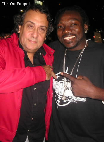 Robert Martino, a Legend in the Haitian Music industry, and Rockfam