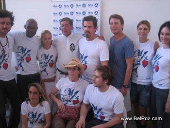 Hollywood Unites For Haiti