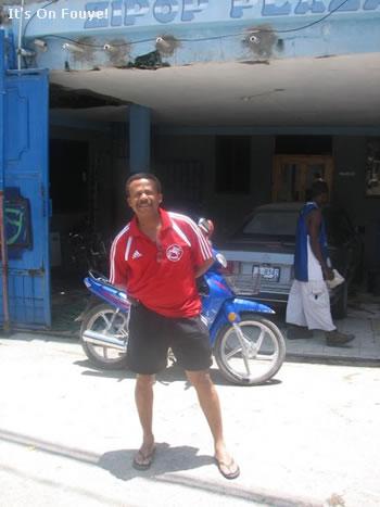 Usine Glace Jacmel Haiti
