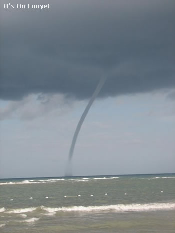 Tornado in Haiti