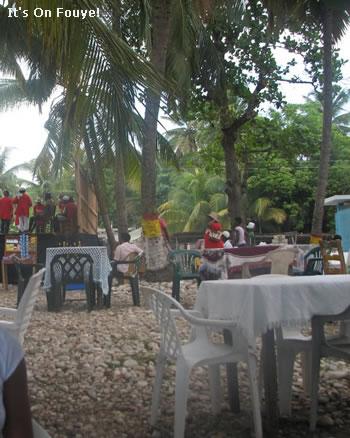 Raymond Les Bains Beach Jacmel