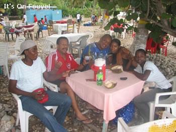 ble plezi plaj haiti