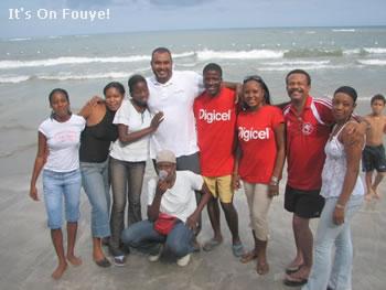Marie Rose, Djaz La... Plage En Haiti