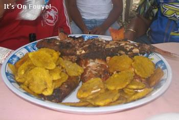 Fritay A La Plage Haiti