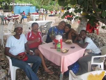 Plage En Haiti