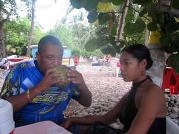 Dlo Cocoye an Ayiti