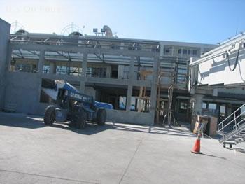 Haiti Airport Under Construction