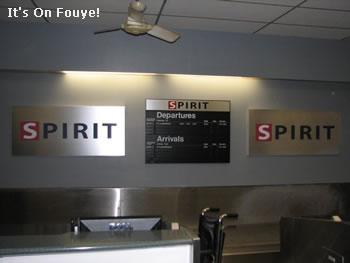 Spirit Airlines Gate Haiti International Airport