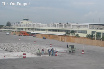 Airport Cap Haitien En Construction http://www.belpoz.com/haiti-photos/construction-at-haiti-international-airport.html