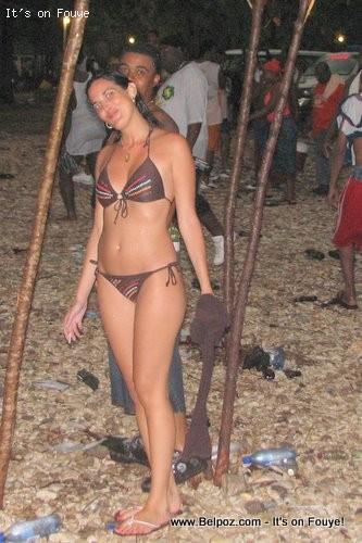 haiti girl in bikini