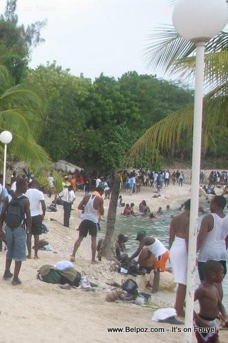 caribbean beach resort haiti