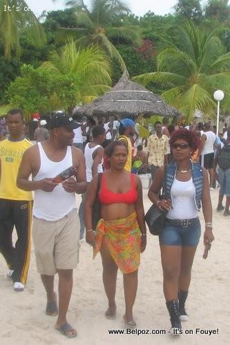 caribbean beach haiti