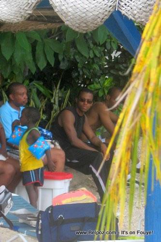 caribbean island of Haiti