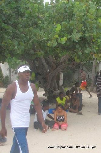 Haiti in the Caribbean