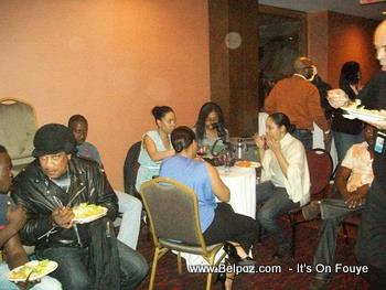 Haitian Music awards Dinner party