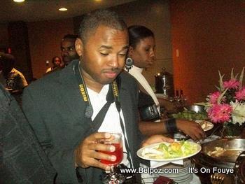 Haitian Music awards Dinner party