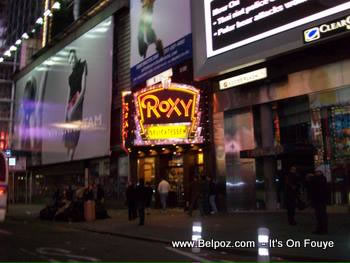 roxy new york city