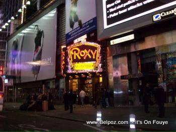 roxy new york city