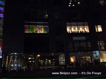 Esprit, Times Square