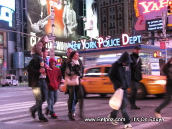 NYPD, One Time Square