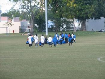 Ekip Foutbol Haitien - Haitian Soccer team - Little Haiti FL