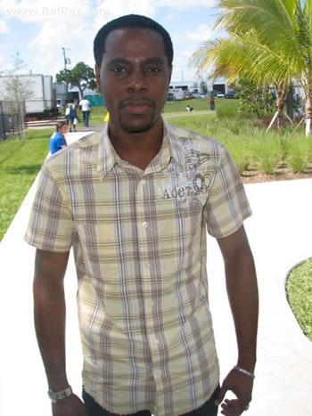 Little Haiti Park, Miami Florida