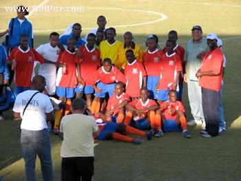 Emmanuel Sanon Soccer Park