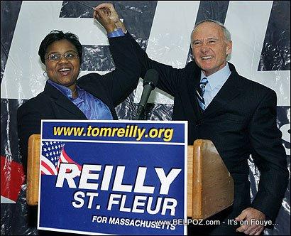 State Representative Marie St Fleur