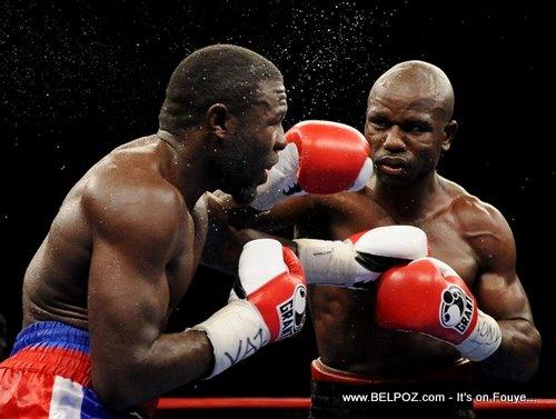 Boxer Daniel Edouard, Alphonso Williams