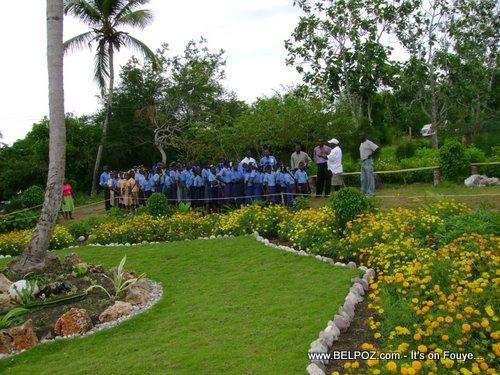 Haiti Botanical Garden, Les Cayes