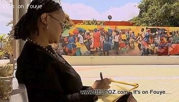 Haitian Writer Edwidge Danticat