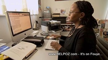 Haitian Novelist Edwidge Danticat