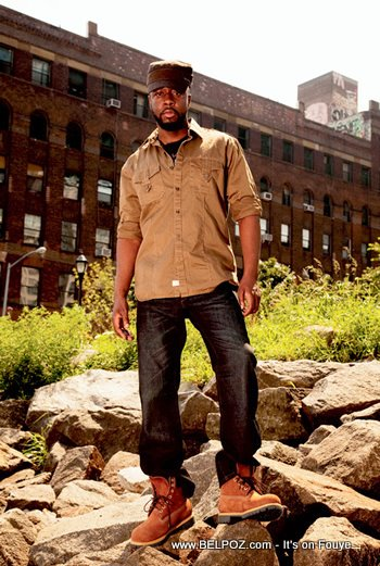 Wyclef Jean Timberland Earthkeepers Photo