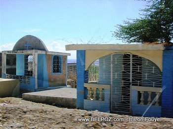 Haitian Cemetary
