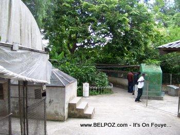 haiti zoo fermathe